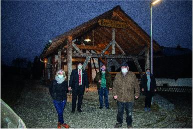 Regionalbudget: Backhaus Riede im gemütlichen Innengewand