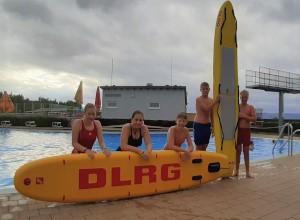 Regionalbudget: Jugend-Einsatz-Team der DRLG kann jetzt noch schneller helfen