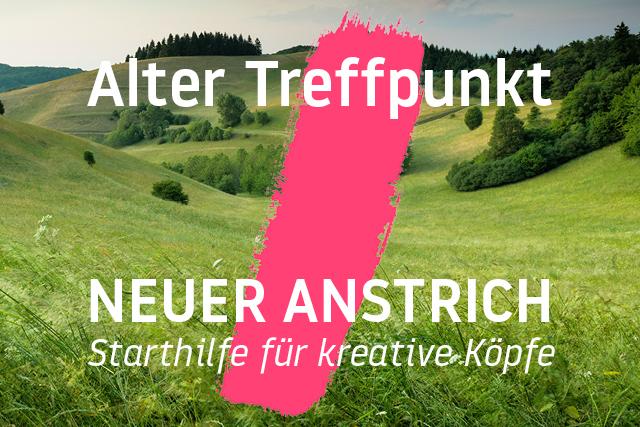 """Förderung: """"Alter Treffpunkt – NEUER Anstrich"""""""