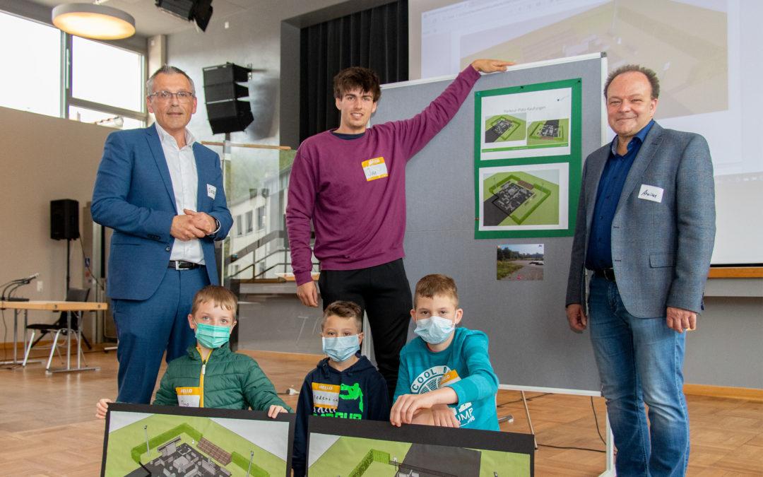 Jugendstadt Kaufungen: Kinder und Jugendliche gestalten ihre Stadt