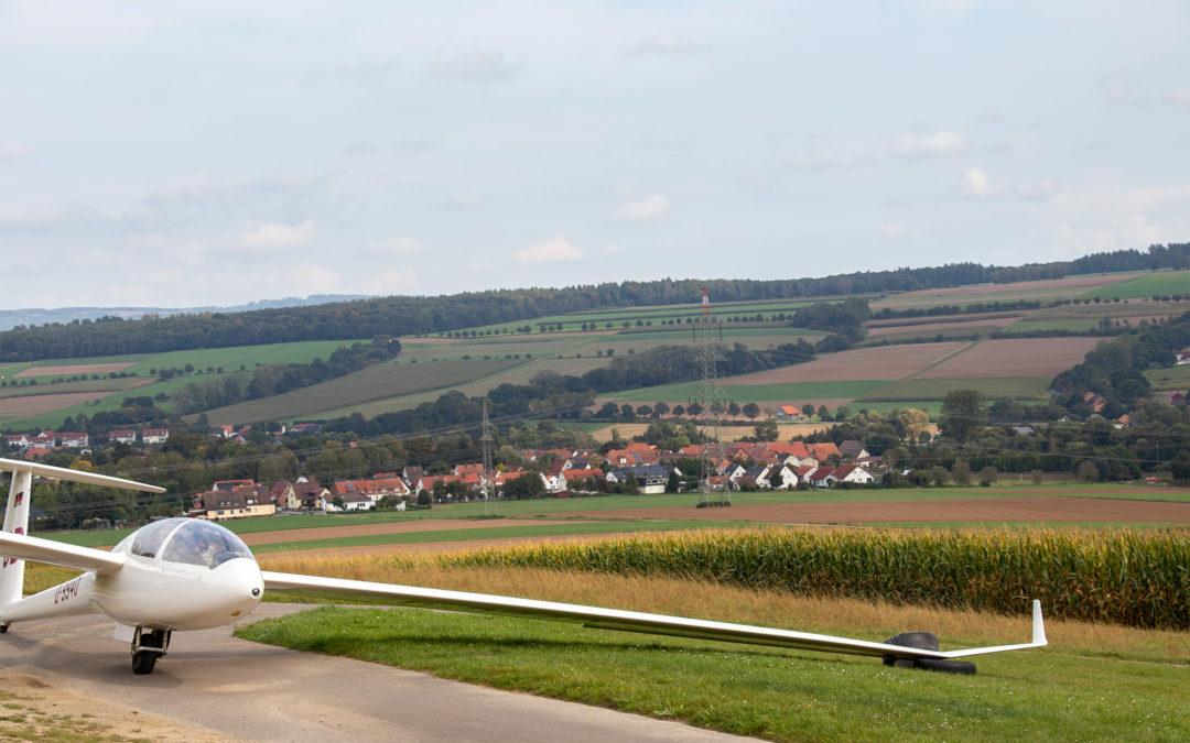 LEADER: Neues Segelflugzeug für den LSV Hofgeismar