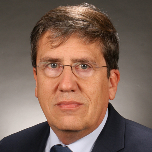 Dekan Wolfgang Heinicke